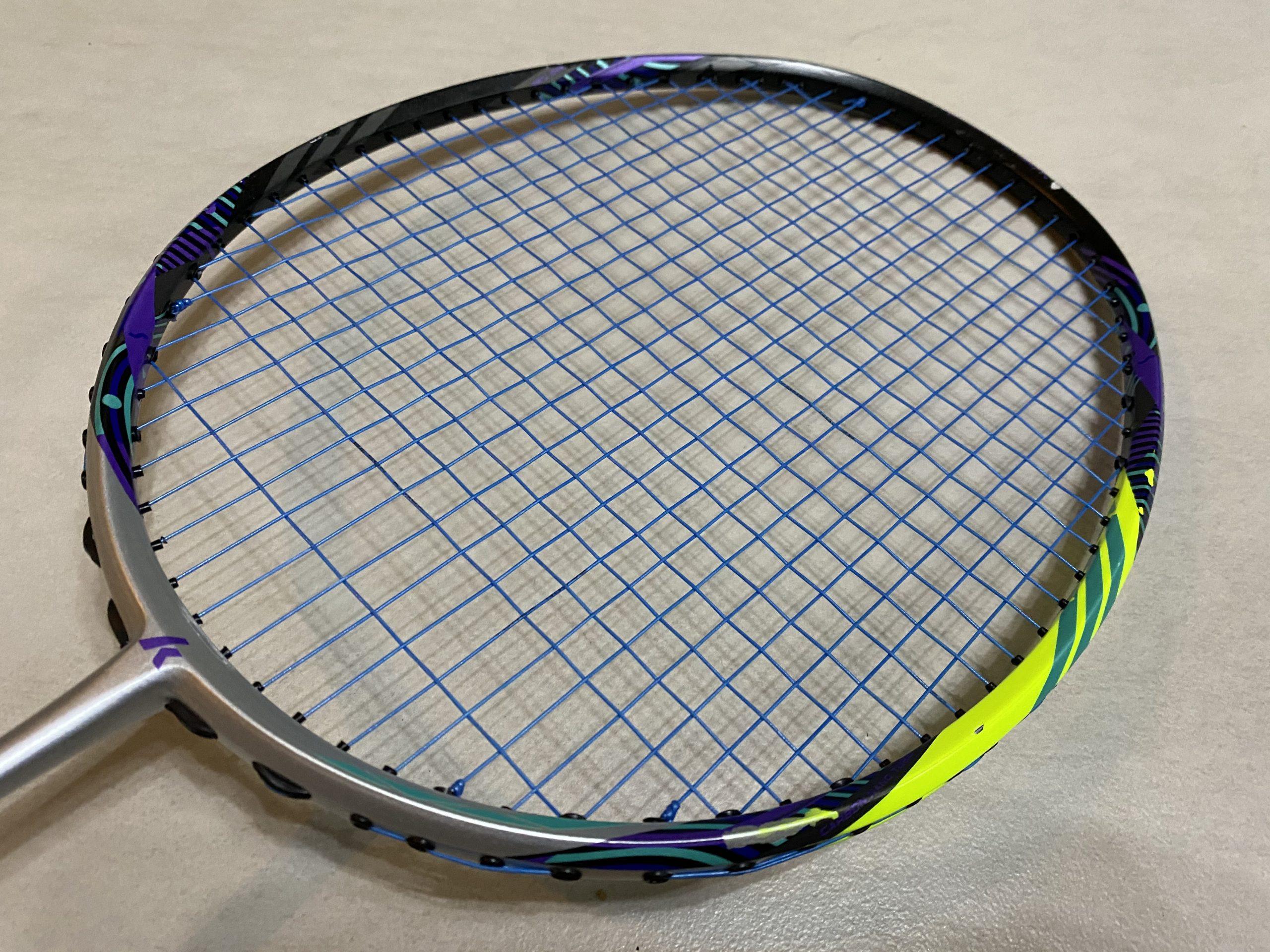 VGEBY1 2 pcs Badminton String,10m High Elastic Badminton String Durable Badminton Line with Good Durability for Badminton Rackets Shuttlecocks